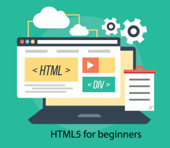 HTML for building your web pages from sctrach