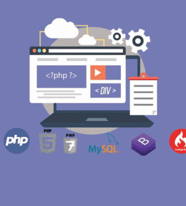 The Complete PHP Course from Core PHP to PHP7 & Codeigniter